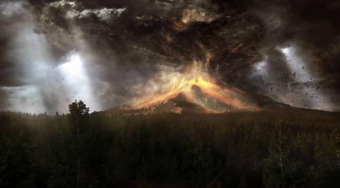Explotan los Volcanes Volcano