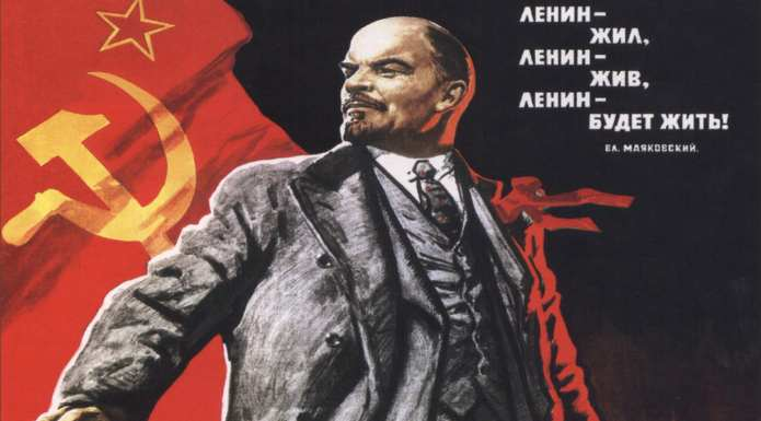 Lenin Biografia