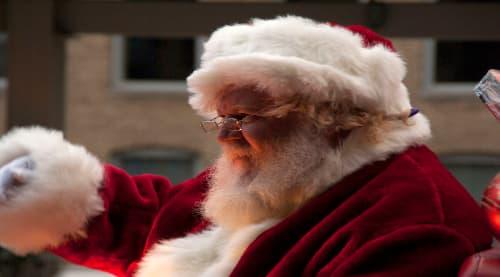 Papá Noel Santa Claus