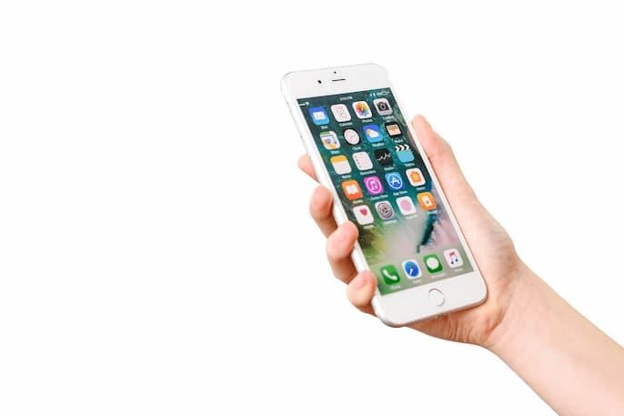 contraseña una aplicación en iOS