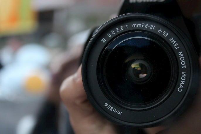 Qué es un sensor de imagen CMOS