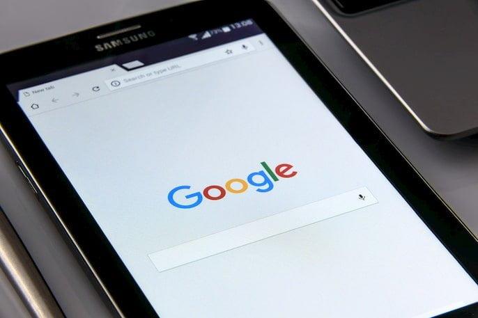 Eliminar barra de Google