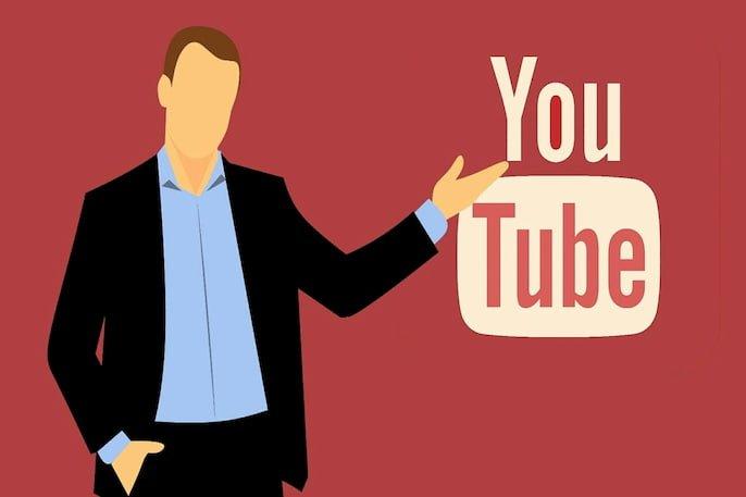 música en segundo plano YouTube