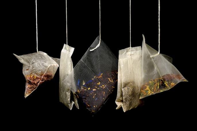 reciclar tus bolsitas de té