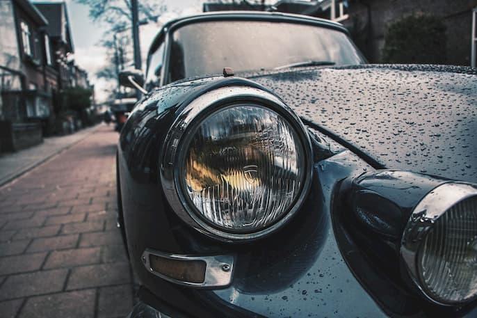 rayones en el auto