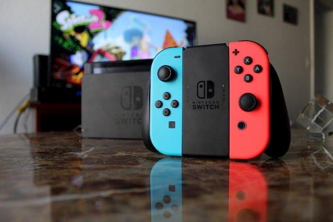 copias de seguridad de Nintendo Switch