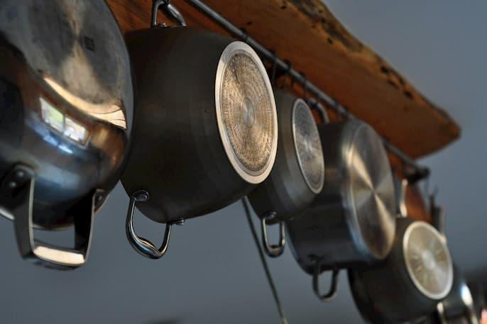 limpiar sartenes hierro fundido
