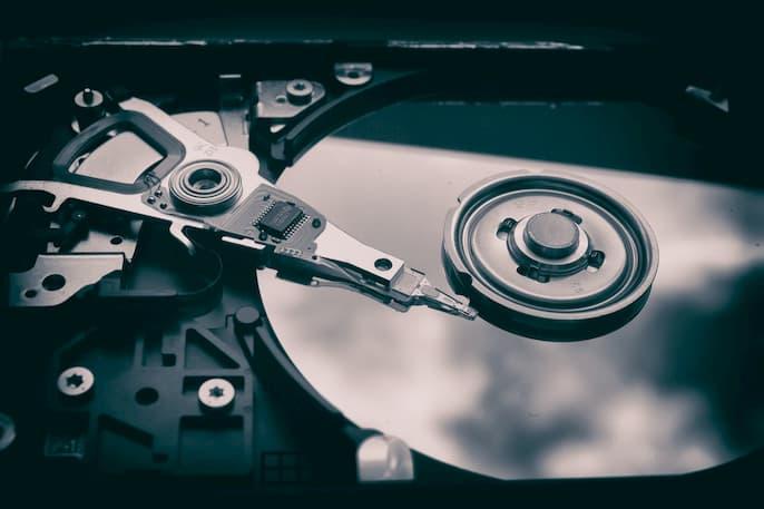 disco duro en Windows 10