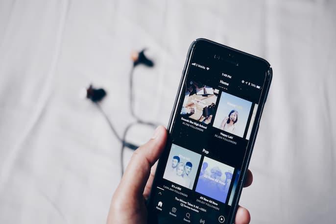 letras de las canciones de Spotify