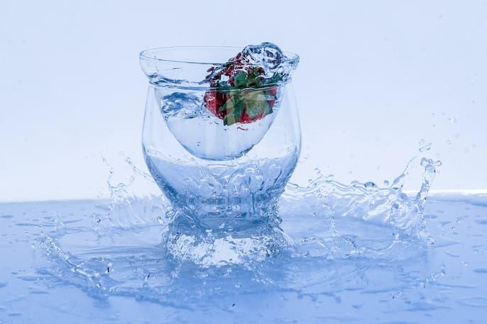 Cuánta agua