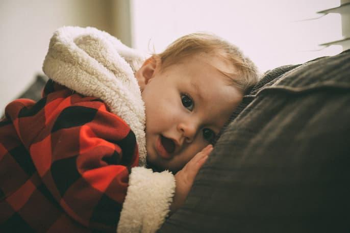 deshidratación en los bebés