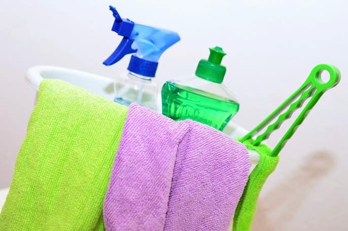 limpiar con aguarrás