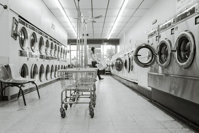 consume una lavadora