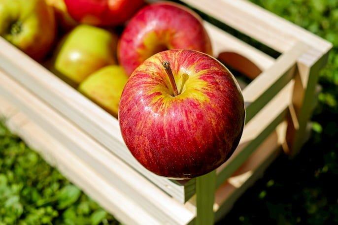 Mancha de manzana