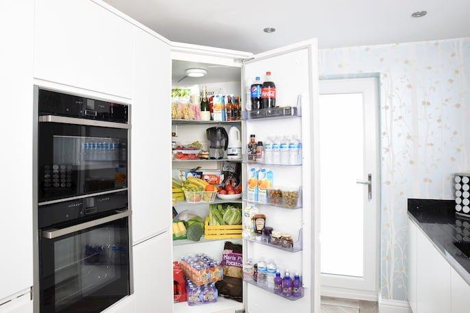 limpiar tu congelador
